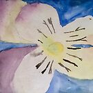 Ashley's Watercolor Lily by Emmapaige2020
