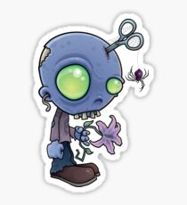 Zombie Jr. Sticker