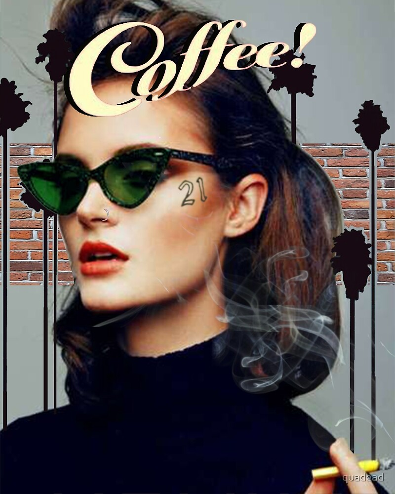 Coffee Baby by quadead