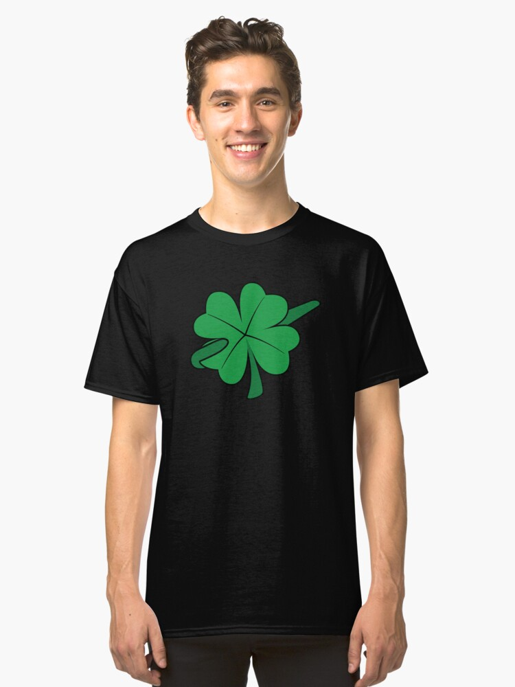 Saint Patrick's Day Funny Irish Apparel Shirts & Gifts  Classic T-Shirt Front