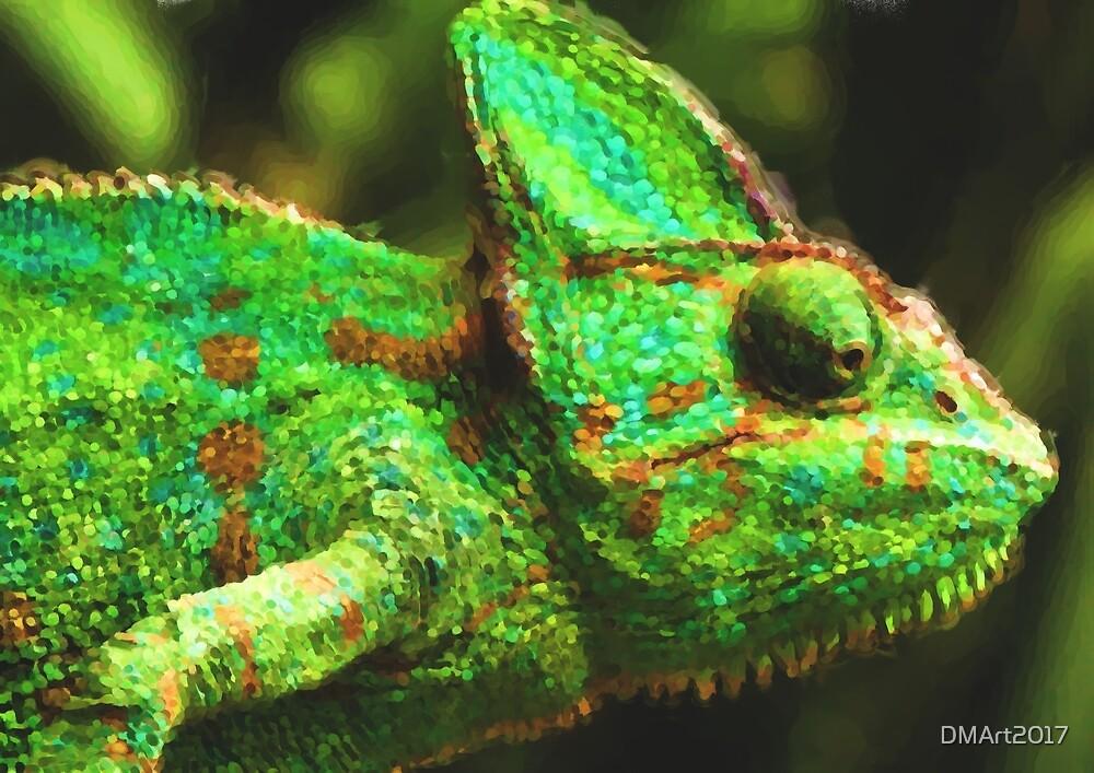 Chameleon by DMArt2017