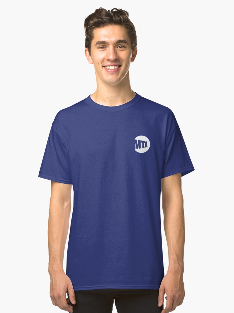 Metro Transit Authority Classic T-Shirt Front