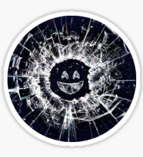 Black Mirror Sticker