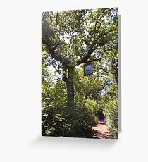 the royal oak Greeting Card