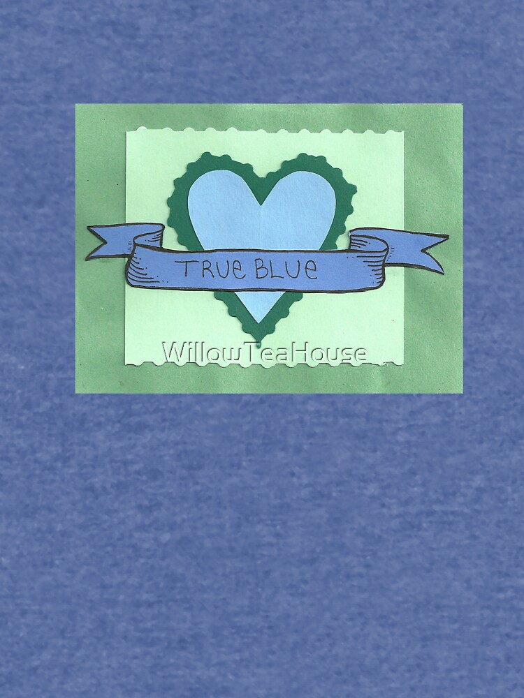 True Blue by WillowTeaHouse