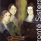 The Bronte Sisters by LiterateGifts