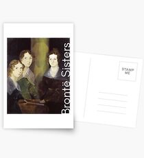 The Bronte Sisters Postcards