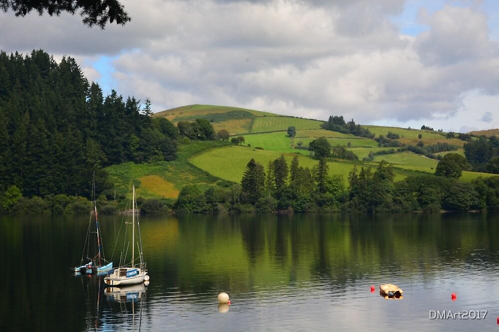 Lake Vyrnwy by DMArt2017
