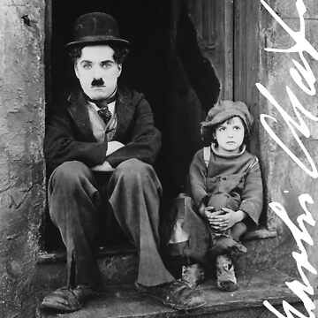 Charlie Chaplin by LiterateGifts