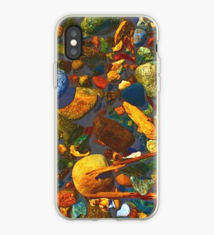 Stones on the Shore I iPhone Case