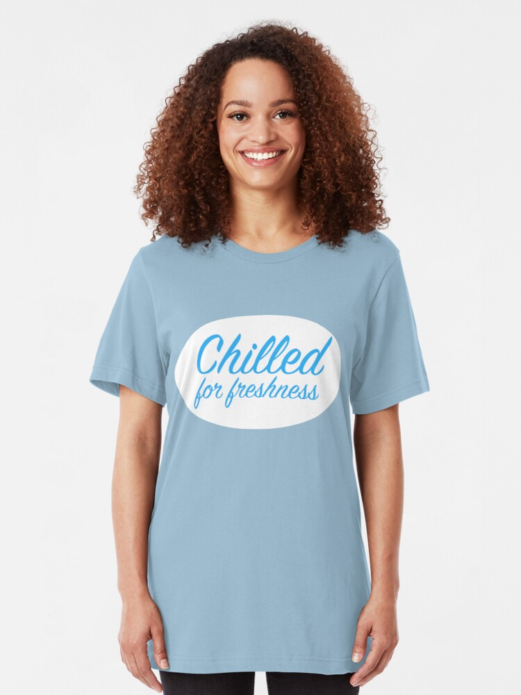 Alternate view of Chilled for freshness Slim Fit T-Shirt