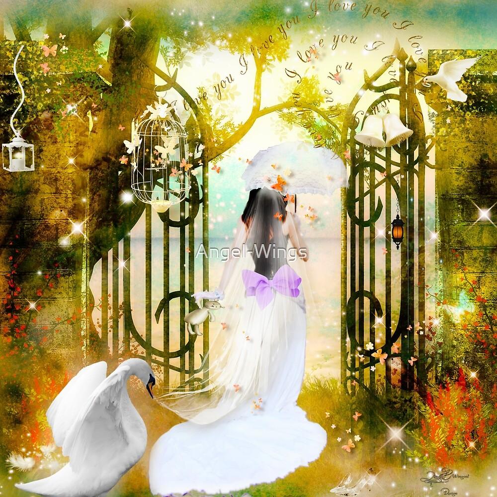 The Bride by Angel-Wings