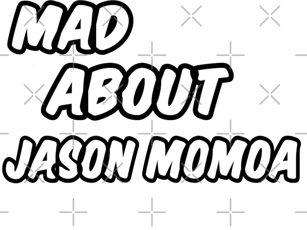 mad about jason momoa by idebnams