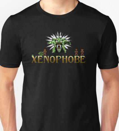 Gaming [C64] - Xenophobe T-Shirt