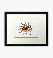 Hi sunshine Framed Print