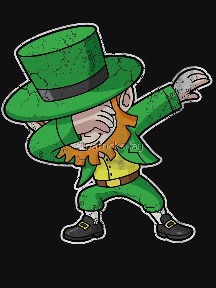 Irish dabbing leprechaun dab unisex t shirt by stpatricksday irish dabbing leprechaun dab by stpatricksday thecheapjerseys Images