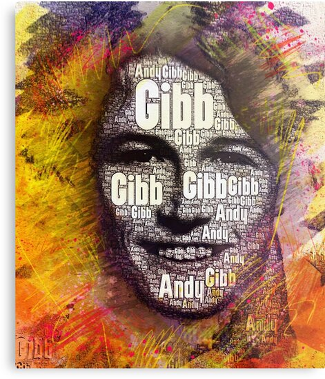 Tribute to Bee Gees: Andy Gibb by Studio-CFNW11