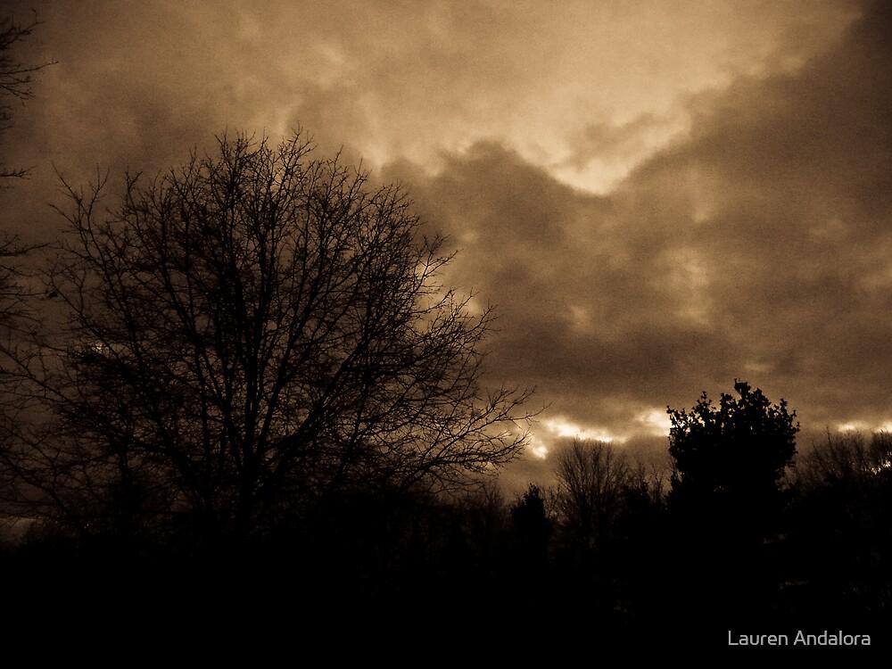 Silent Horror by Lauren Andalora