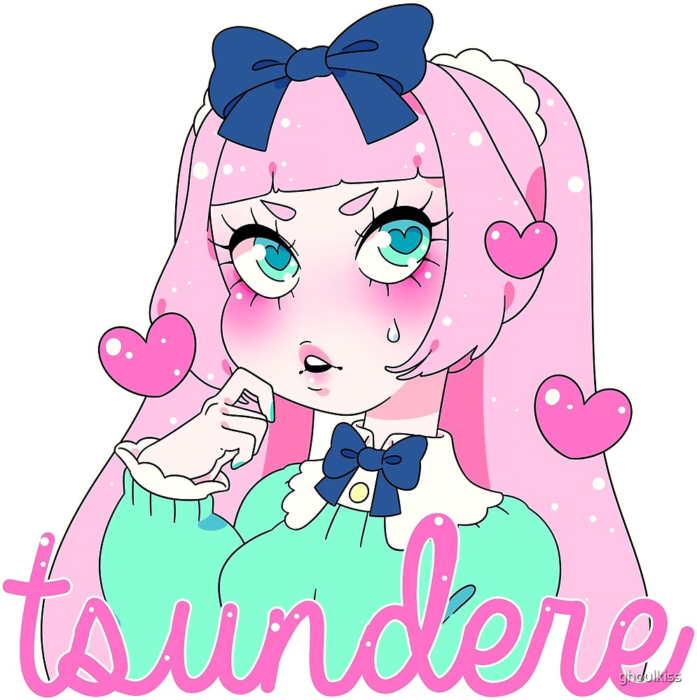 Tsundere by ghoulkiss