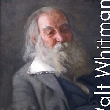 Walt Whitman by LiterateGifts