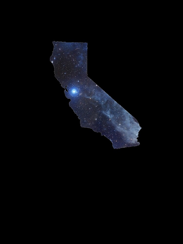 California is my Universe by bustingthebox