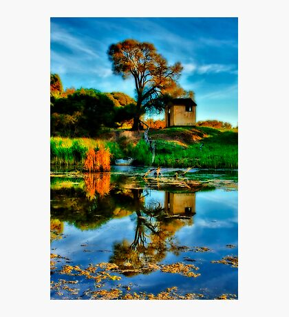 """""""Reflections of The Other Side"""" Photographic Print"""