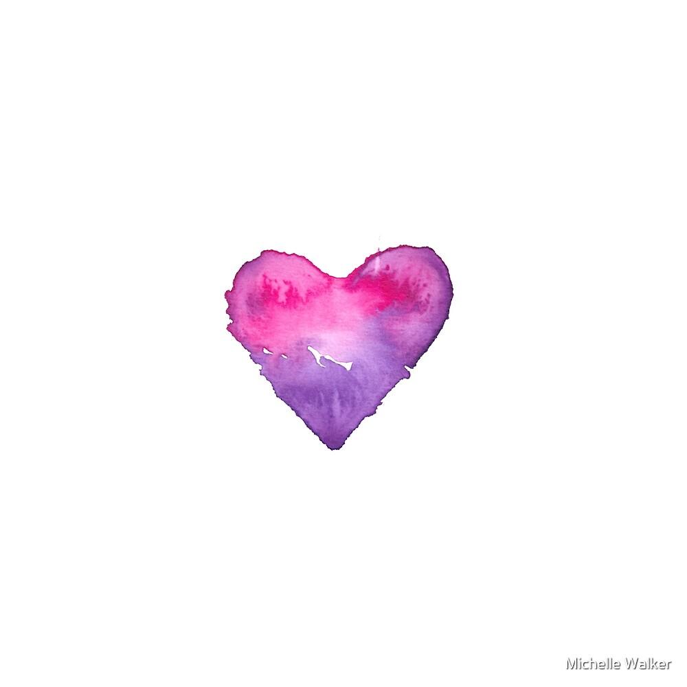 Heart by Michelle Walker