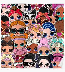 L.O.L. Surprise Confetti Pop Poster