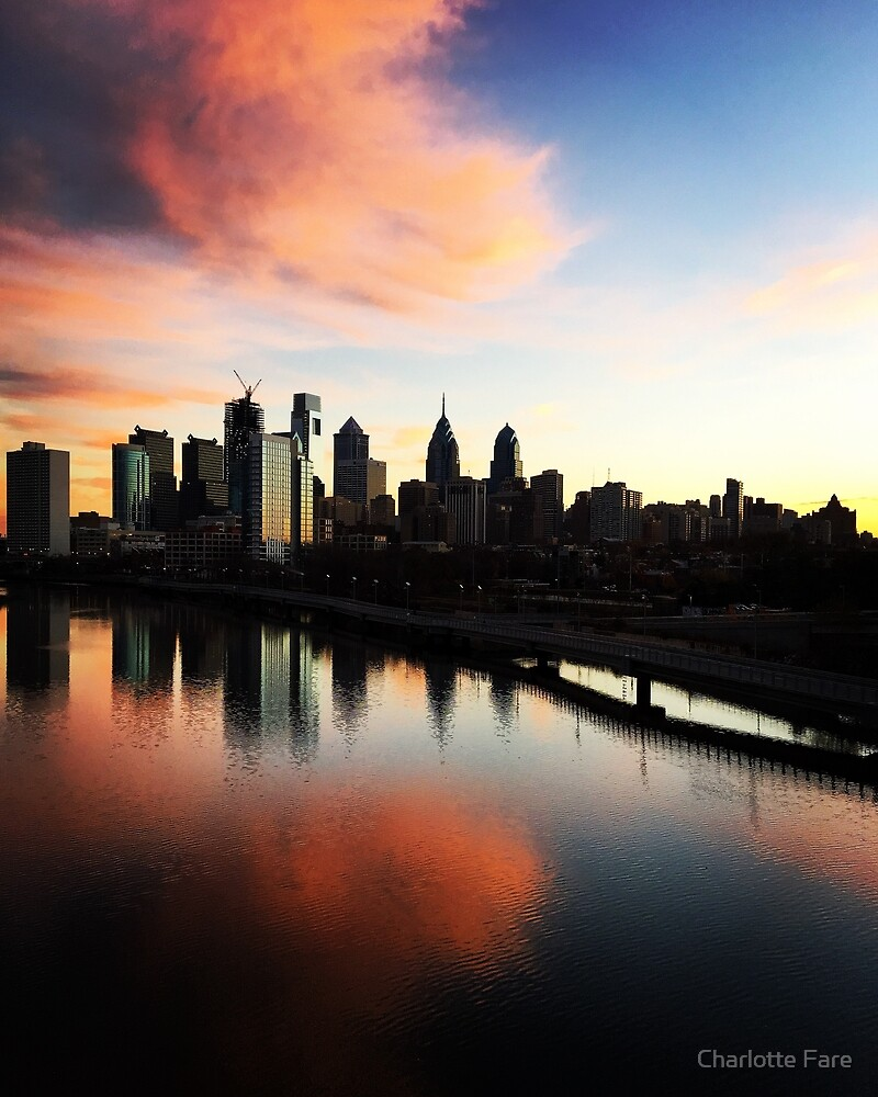 Philadelphia II by Charlotte Fare