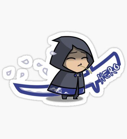 Hero Reloaded - c Sticker