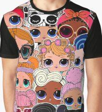L.O.L. Surprise Confetti Pop Graphic T-Shirt