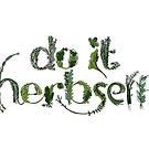 Do it herbself by emiliajesenska
