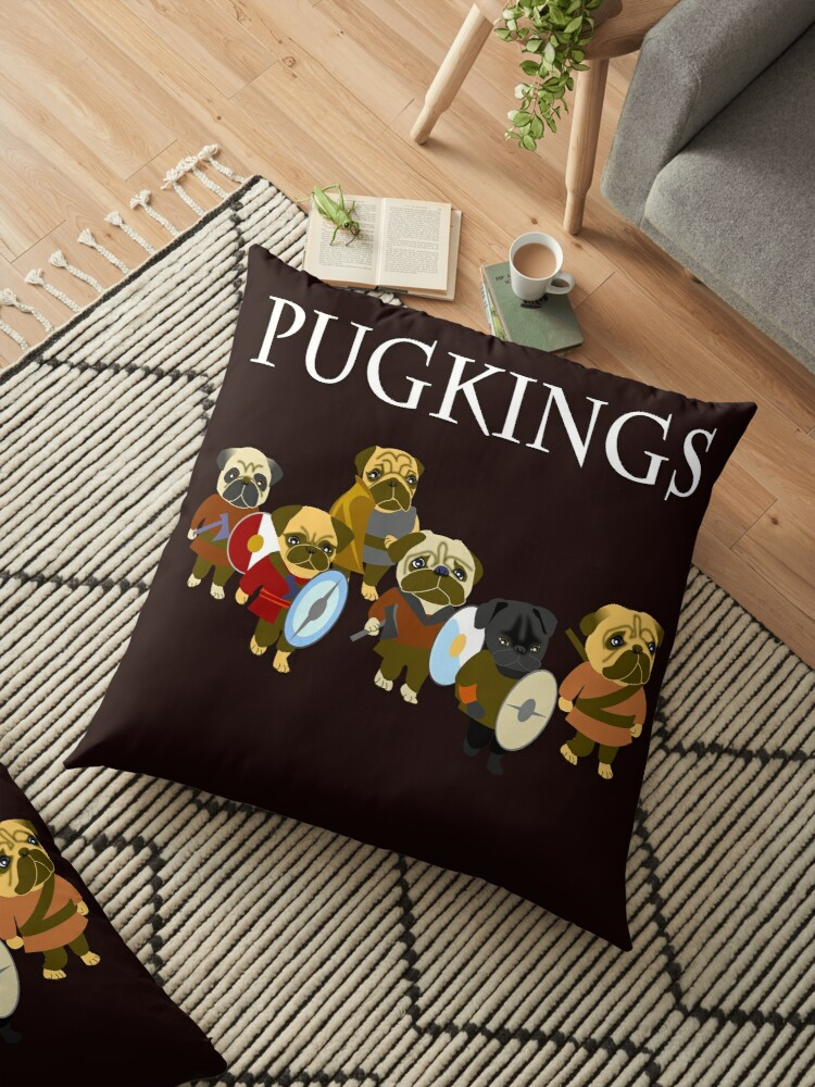 pug kings by tamazgha