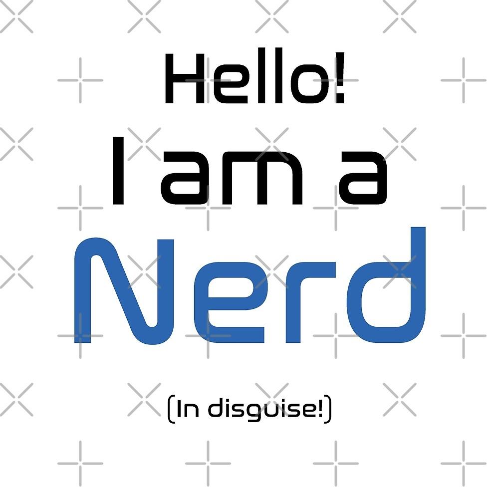 Nerd in Disguise by Lauren Patrick