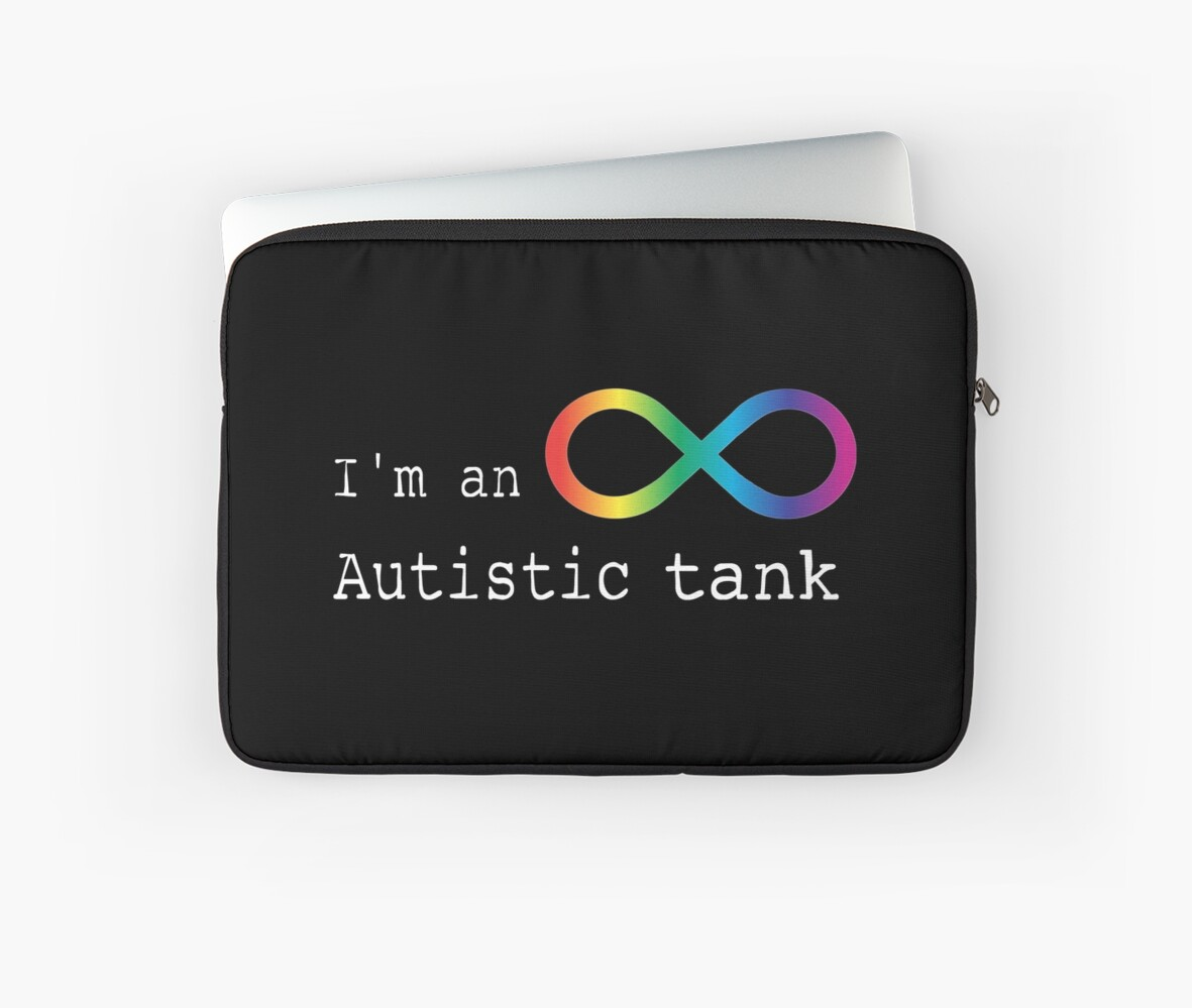 Autistic Tank  by shaneisadragon