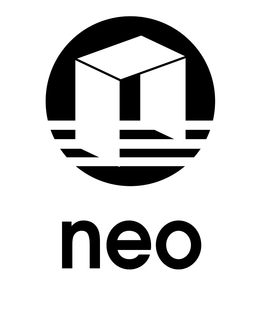 Neo Cryptocurrency T Shirt & Stickers for Blockchain Fans Adidas Logo by langston1014