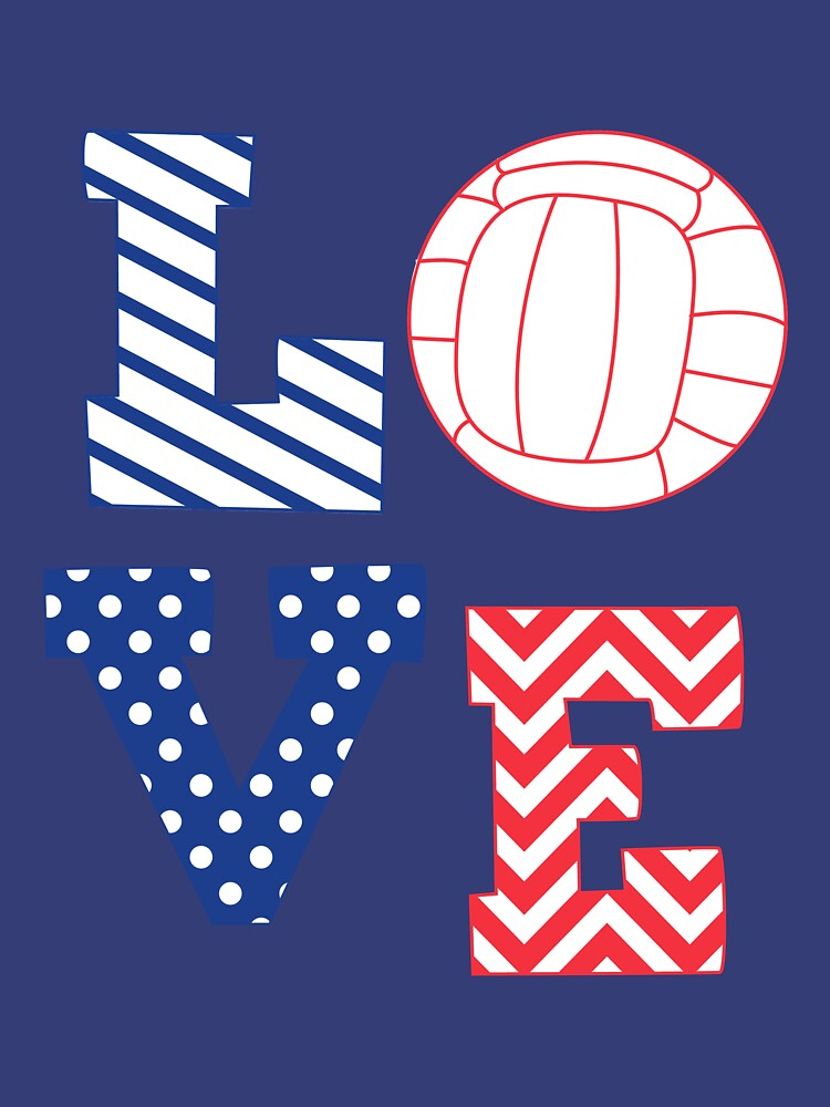volleyball by fun-tee-shirts