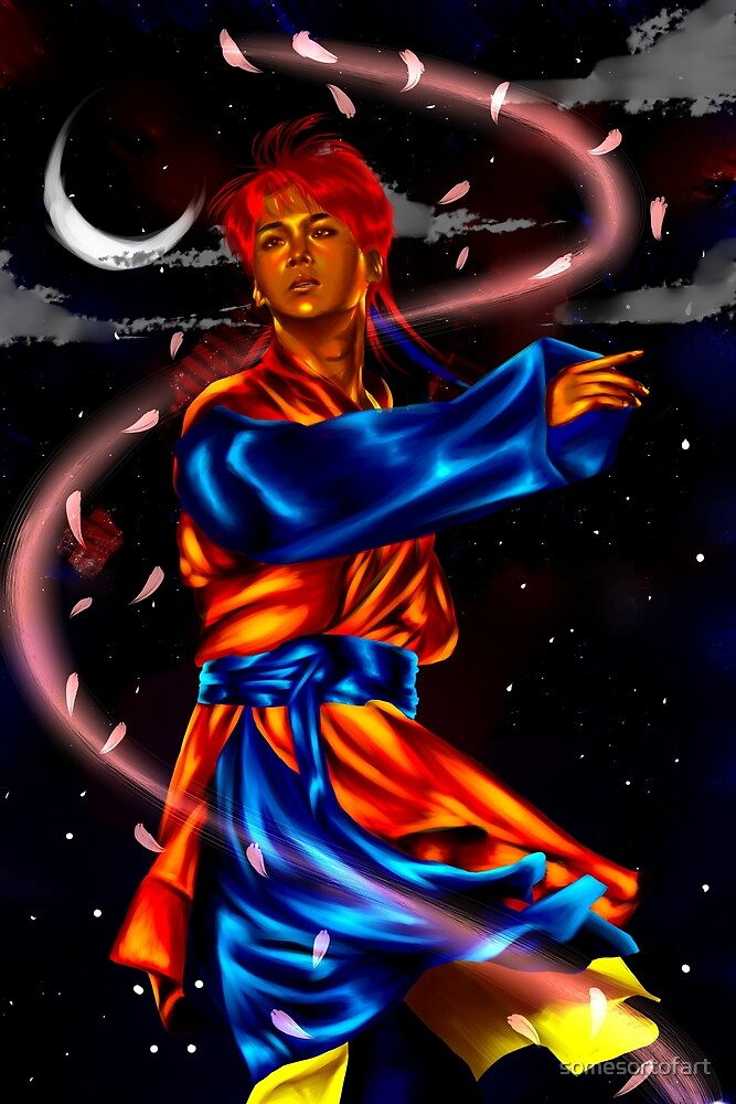 N, Dance of the Shining Moon by somesortofart