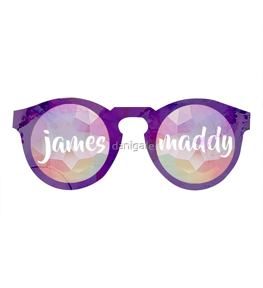james maddy glasses by danigale