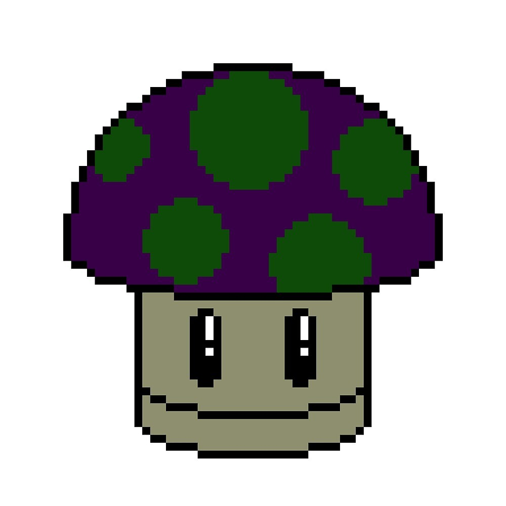 Poison Mushroom by Matthew Young