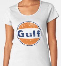 Gulf Racing Retro Women's Premium T-Shirt