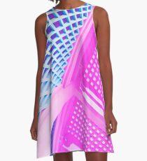 Hash Tag  A-Line Dress