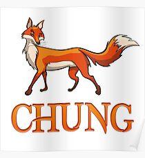 Chung Fox Poster