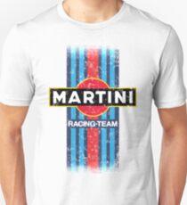 Camiseta ajustada Martini Racing Retro