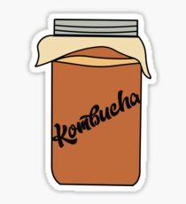 Kombucha Booch Tea Drink Sticker