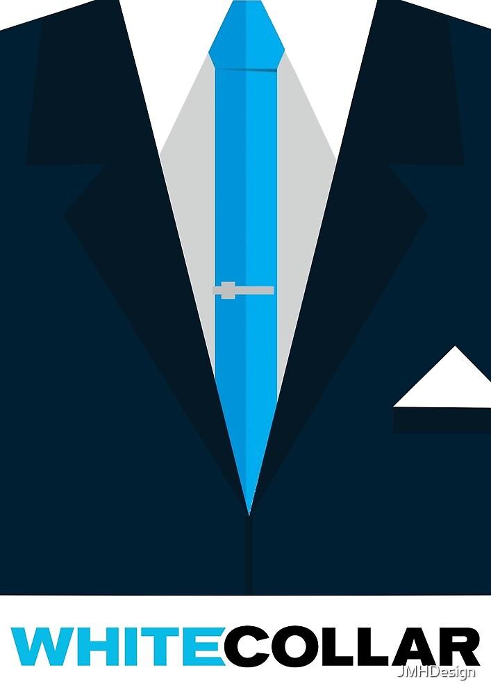 Neal Caffery - White Collar by JMHDesign
