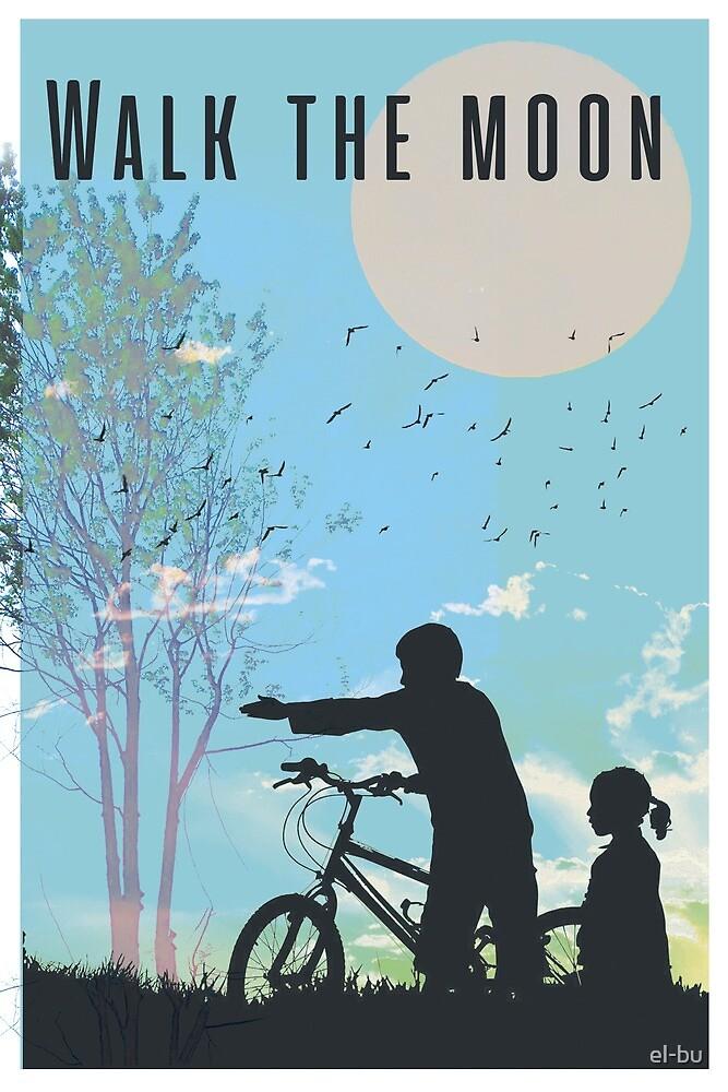 Walk the Moon Poster by el-bu