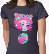 Rotten Fruit Girls! - Strawberry Women's Fitted T-Shirt