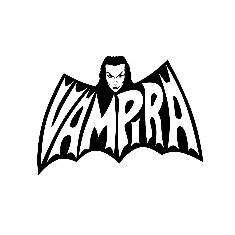 vampira in a bat shape by Gimetzco