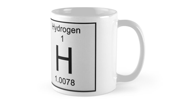 Nah chemistry periodic table design mugs by watermelone redbubble nah chemistry periodic table design by watermelone urtaz Choice Image